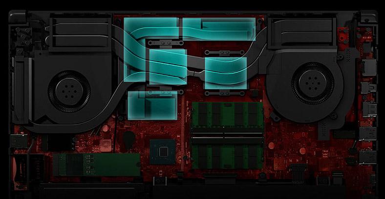 Обзор игровых ноутбуков ASUS ROG Strix GL504GS SCAR II и ASUS ROG Strix GL504GM HERO II - 43