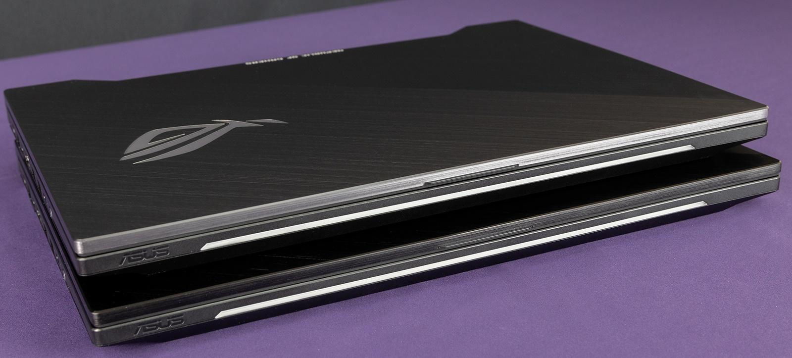 Обзор игровых ноутбуков ASUS ROG Strix GL504GS SCAR II и ASUS ROG Strix GL504GM HERO II - 5