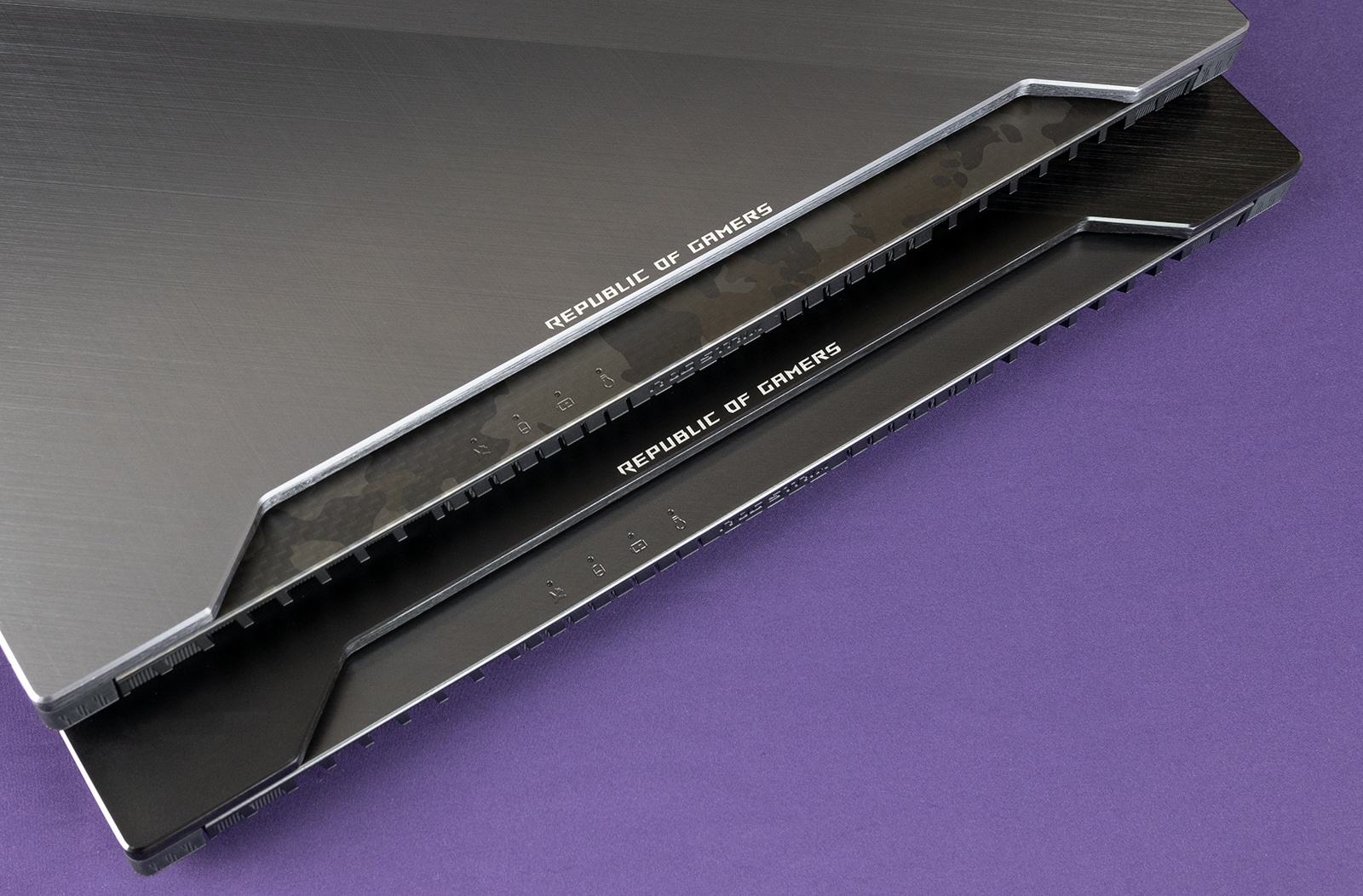 Обзор игровых ноутбуков ASUS ROG Strix GL504GS SCAR II и ASUS ROG Strix GL504GM HERO II - 6