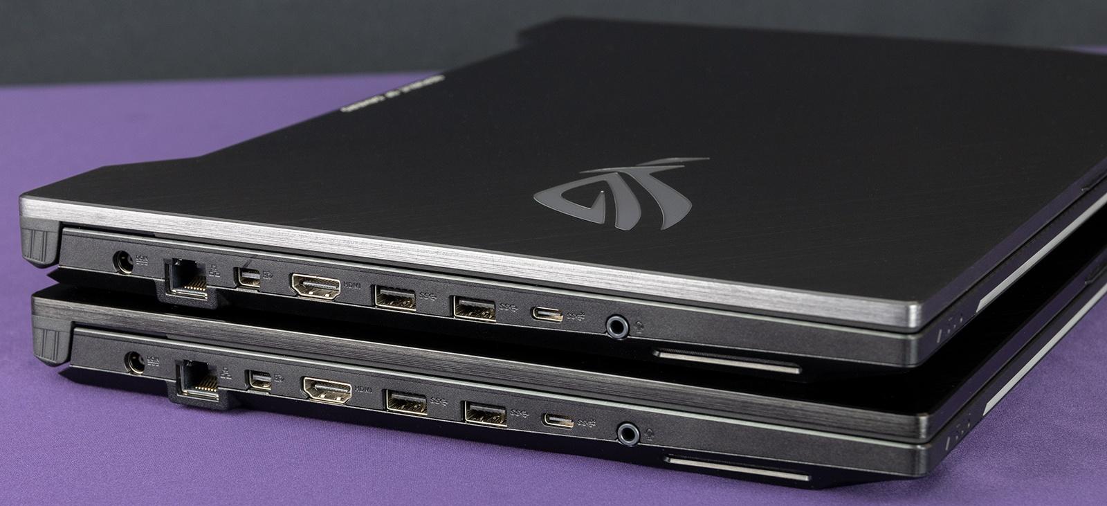 Обзор игровых ноутбуков ASUS ROG Strix GL504GS SCAR II и ASUS ROG Strix GL504GM HERO II - 7