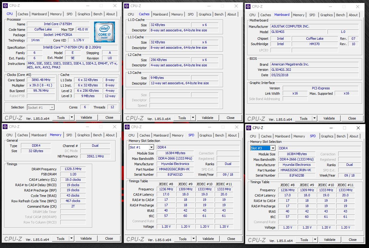 Обзор игровых ноутбуков ASUS ROG Strix GL504GS SCAR II и ASUS ROG Strix GL504GM HERO II - 9