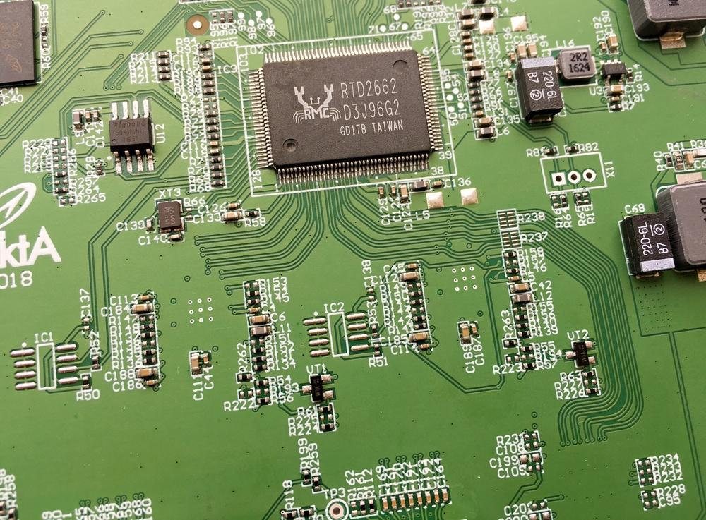 Разработка скалера LVDS с двумя интерфейсами DisplayPort - 2