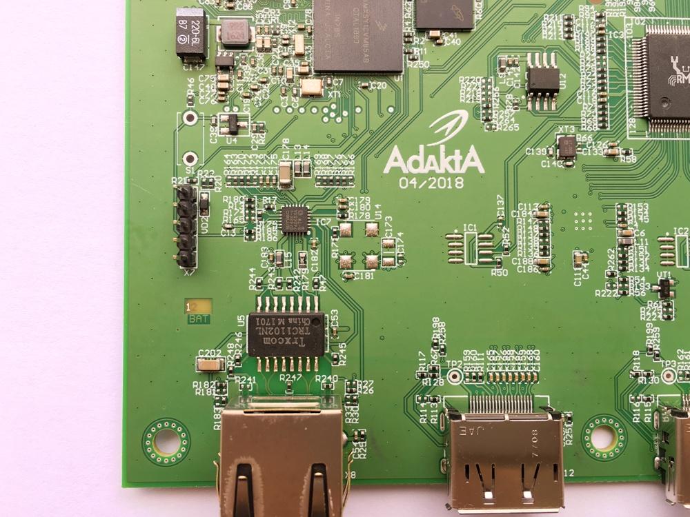 Разработка скалера LVDS с двумя интерфейсами DisplayPort - 4