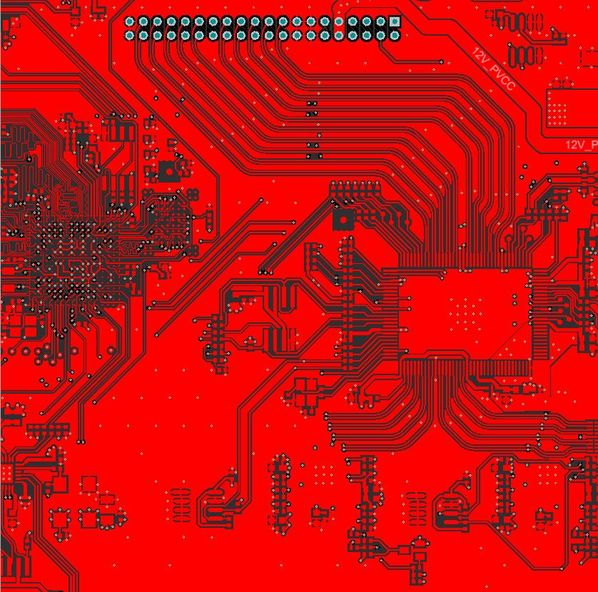 Разработка скалера LVDS с двумя интерфейсами DisplayPort - 5