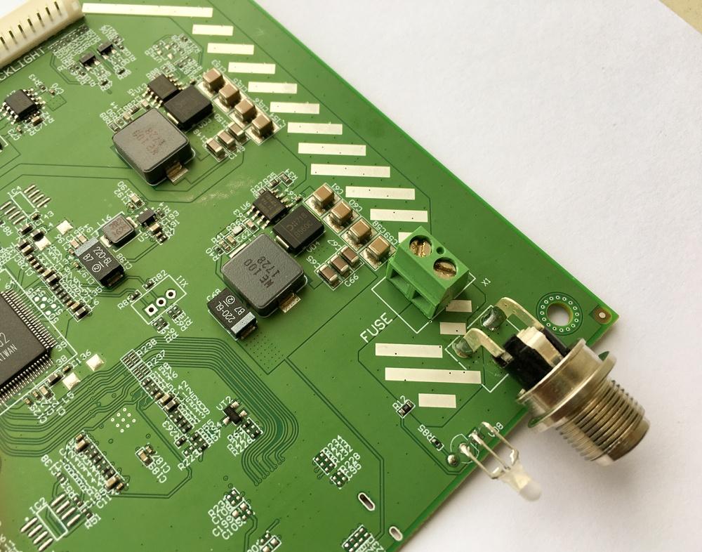 Разработка скалера LVDS с двумя интерфейсами DisplayPort - 8