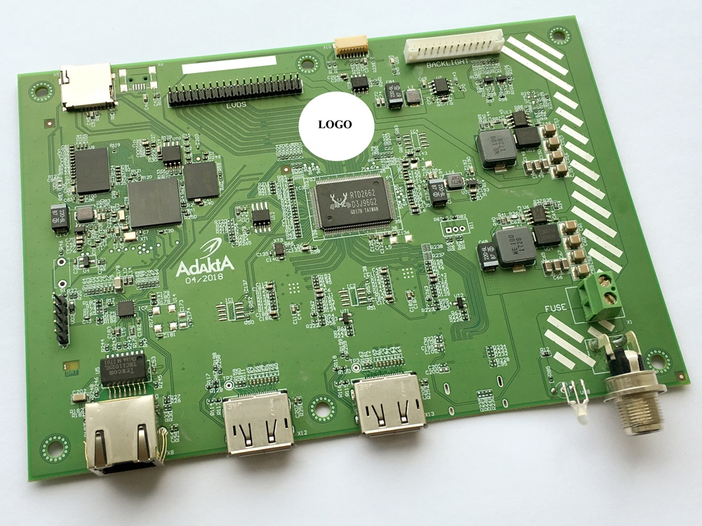 Разработка скалера LVDS с двумя интерфейсами DisplayPort - 1