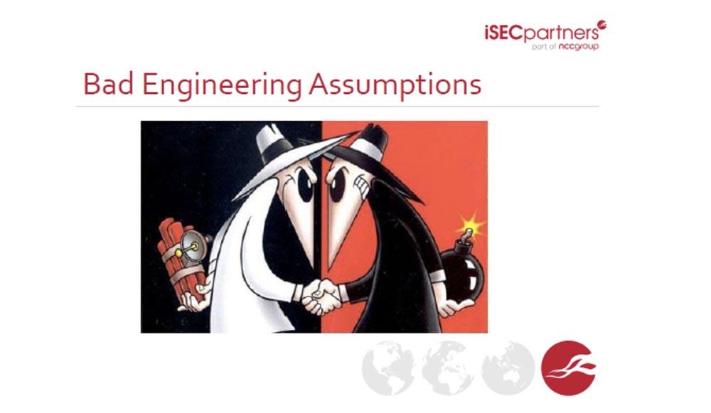 Курс MIT «Безопасность компьютерных систем». Лекция 5: «Откуда берутся ошибки систем безопасности», часть 1 - 7