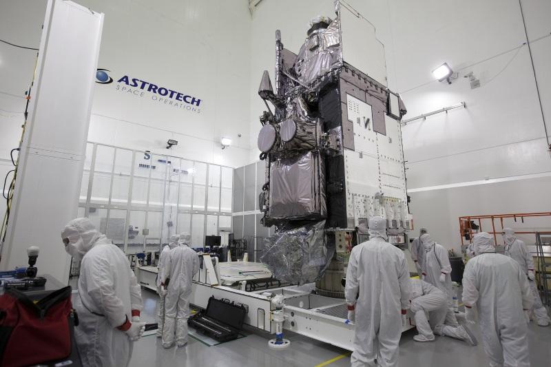 Новые спутники — новые баги: Инфракрасный сенсор спутника GOES-17 плохо охлаждается - 1