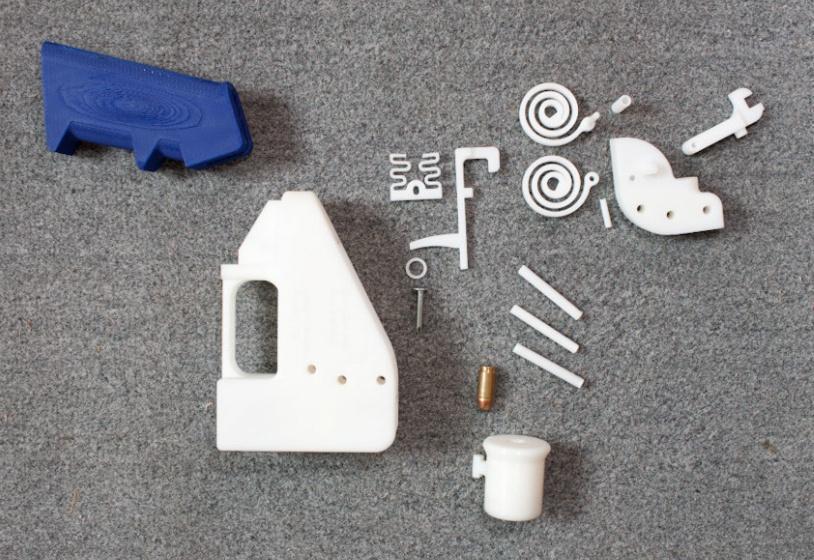 20 штатов пытаются остановить распространение в интернете CAD-файлов для печати оружия - 1
