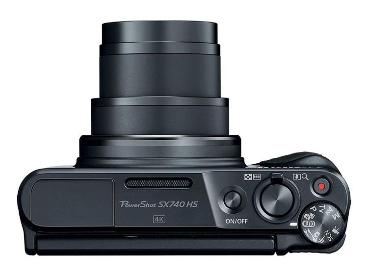 Canon PowerShot SX740 HS: компактная фотокамера с 40-кратным оптическим зумом