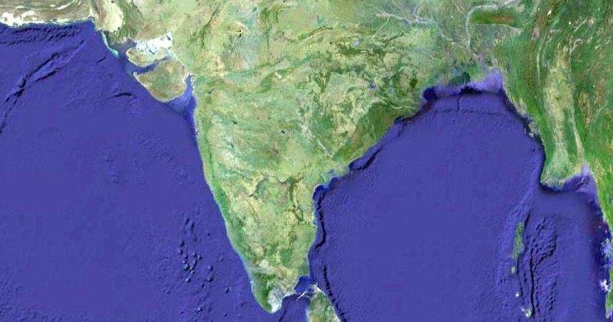 Геологи разобрались в происхождении полуострова Индостан