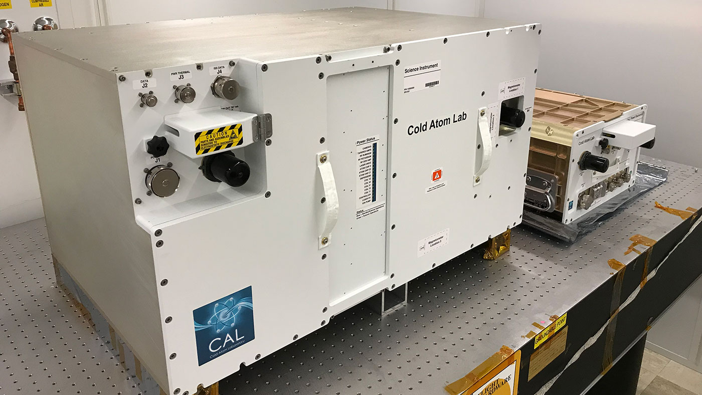 На борту МКС создали ультрахолодное вещество - 3
