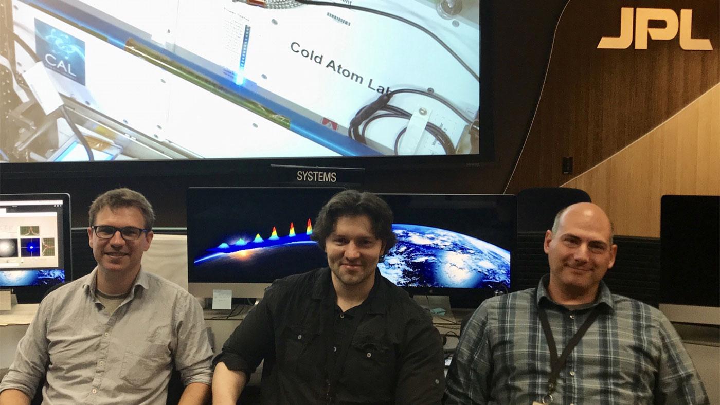 На борту МКС создали ультрахолодное вещество - 5