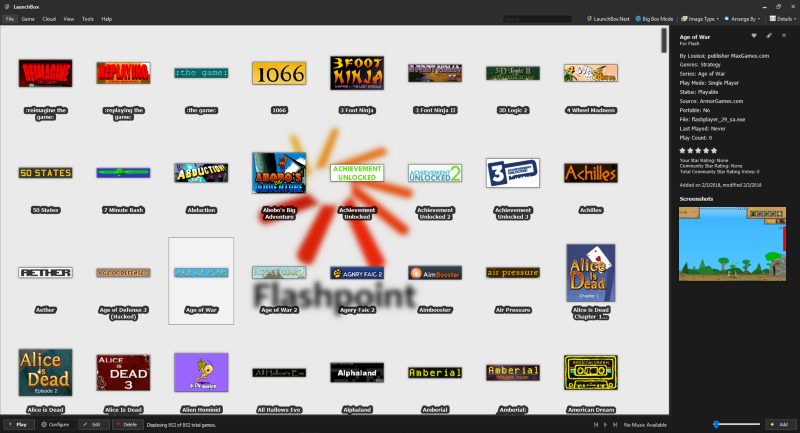 Огромное игровое наследие Adobe Flash и мои попытки его сохранить - 10