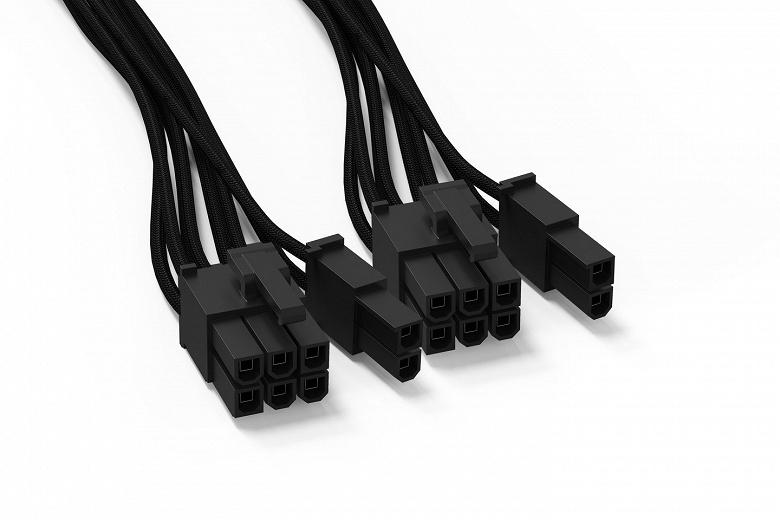 Представлены кабели be quiet! для блоков питания с модульными и комбинированными кабельными системами