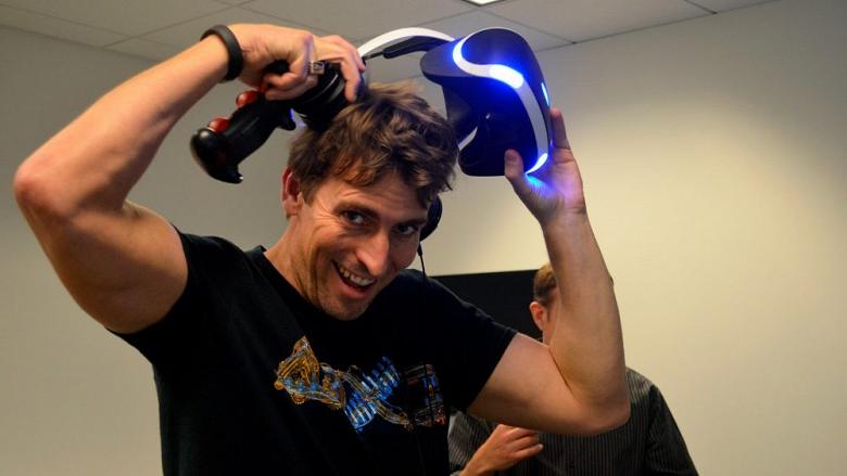 Создатель PlayStation Move, PlayStation Eye и PlayStation VR перешел работать в Google, проведя в Sony 19 лет