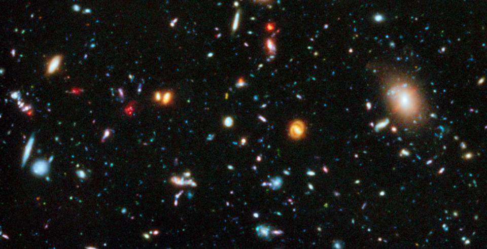 Сюрприз: постоянная Хаббла на самом деле непостоянна - 1