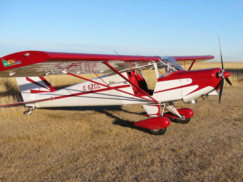 10 малоизвестных производителей самолётов Канады