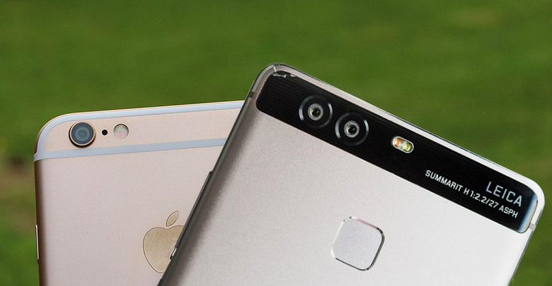 Huawei впервые в истории продала больше смартфонов, чем Apple