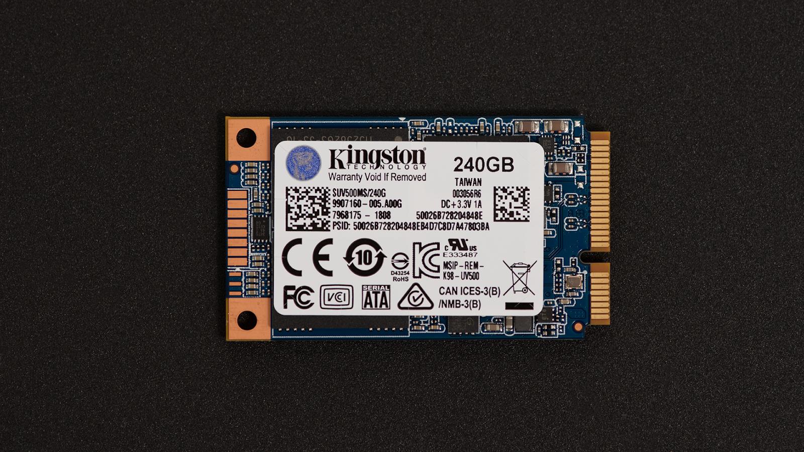 SSD Kingston UV500 — король апгрейдов - 4