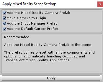 Windows Mixed Reality: руководство для разработчиков (Часть 1) - 10