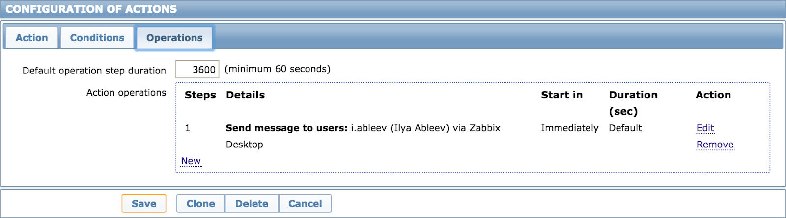 Как научить Zabbix отправлять уведомления о проблемах прямо на рабочий стол - 6