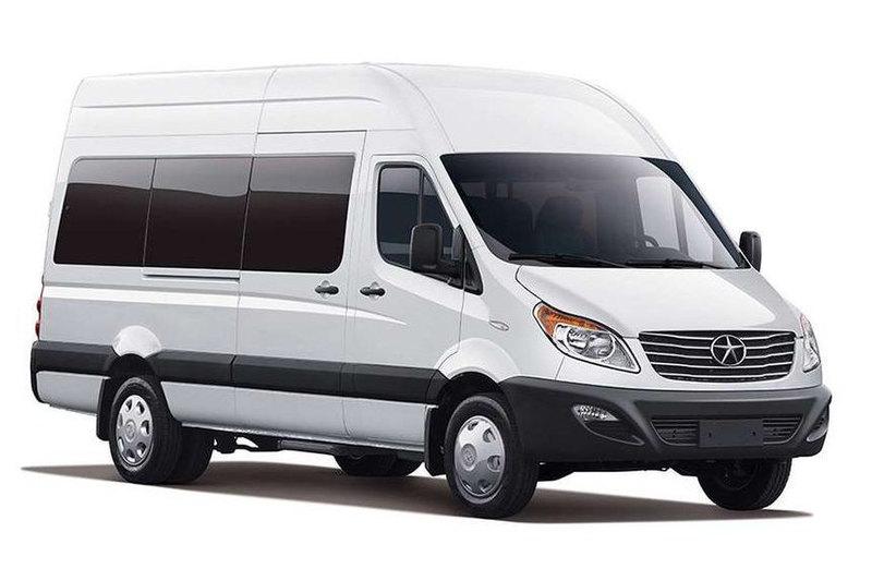 МАЗ-3650 — новый конкурент «Газели» - 2