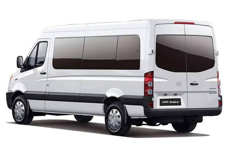 МАЗ-3650 — новый конкурент «Газели» - 3