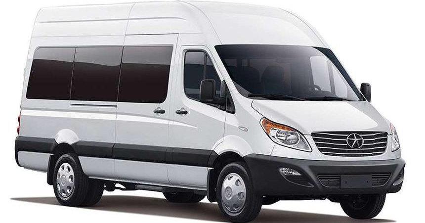 МАЗ-3650 — новый конкурент «Газели»