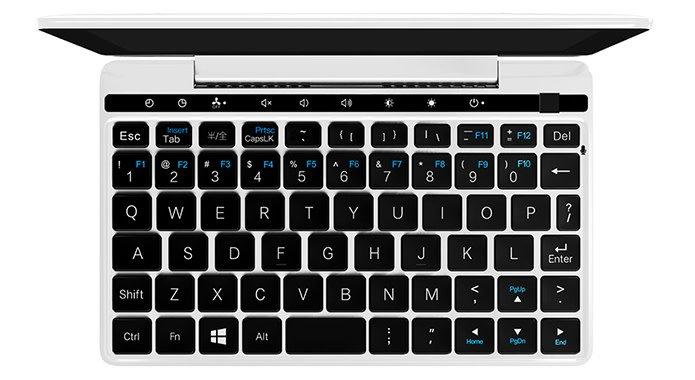 На выпуск «карманного ноутбука» GPD Pocket2 с Windows 10 всего за день удалось собрать почти миллион долларов