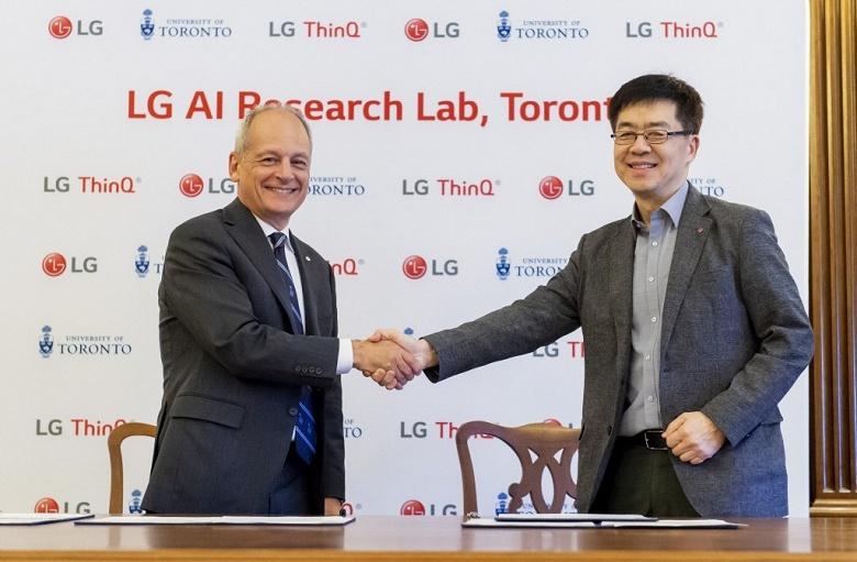 Новая лаборатория LG в Канаде займётся фундаментальными исследованиями в области искусственного интеллекта