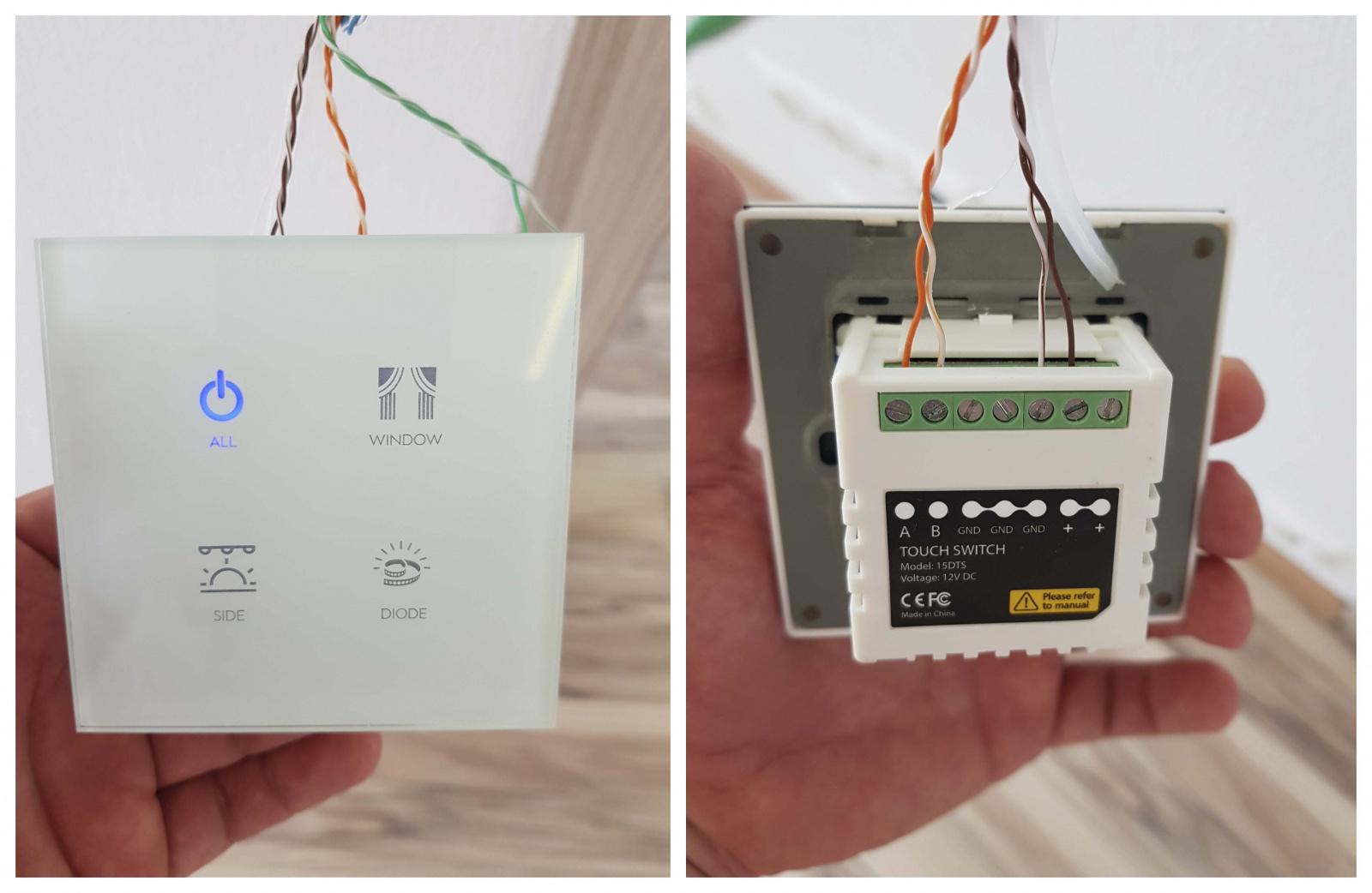 Сенсорные выключатели с Modbus: зачем нужны и как применить в умной квартире - 2
