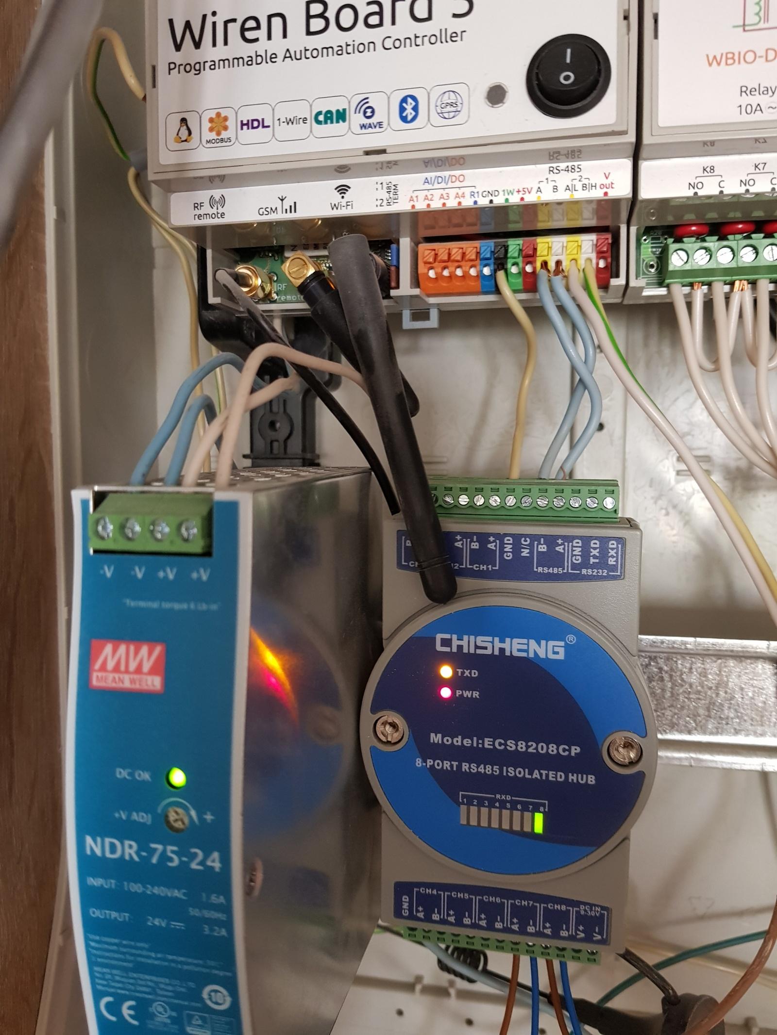 Сенсорные выключатели с Modbus: зачем нужны и как применить в умной квартире - 5