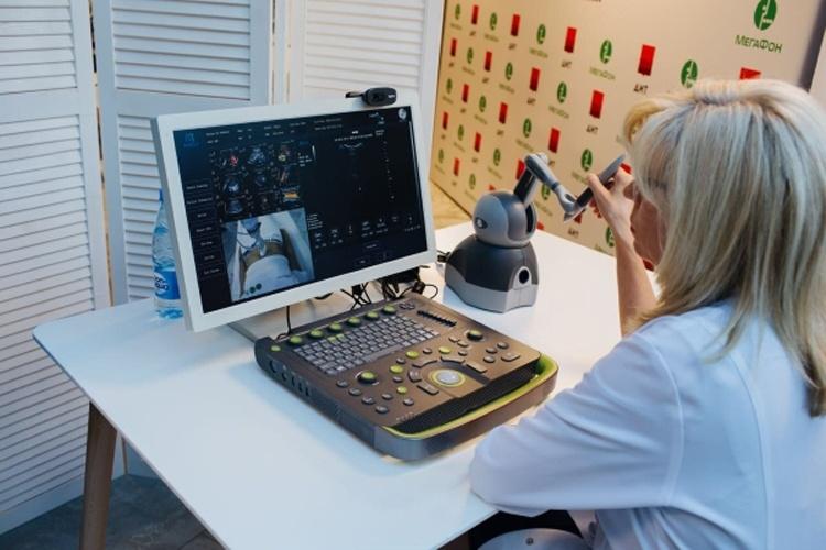 В Москве представлены передовые решения в области телемедицины на базе 5G