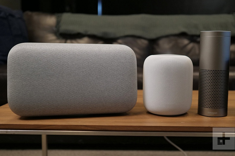 Apple заняла лишь 6% рынка умных АС в США