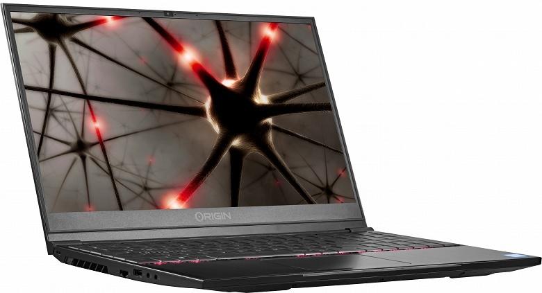 Origin EON15-S — не самый тонкий, но очень лёгкий игровой ноутбук с CPU Core i9-8950HK и 64 ГБ оперативной памяти