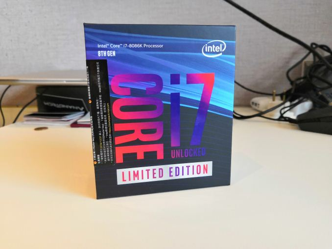 The Intel Core i7-8086K (часть 3) - 1