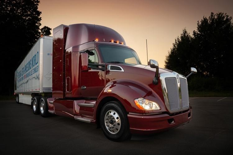 Toyota Project Portal 2.0: новый грузовик на топливных элементах