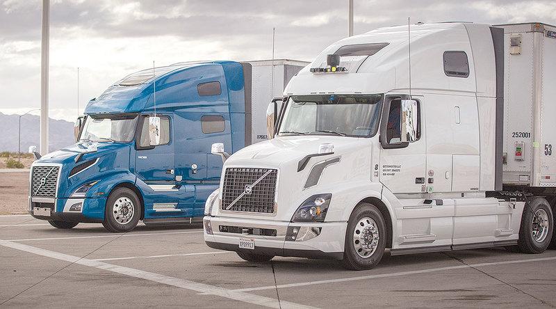 Uber отказалась от разработки беспилотных грузовиков