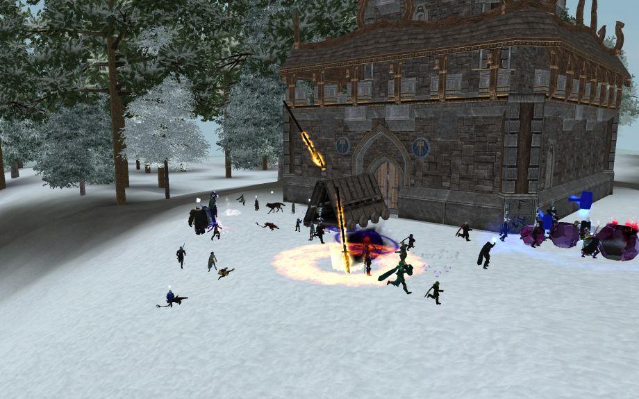 Как единственная строка древнего кода целых полгода сводила с ума разработчиков MMORPG - 3