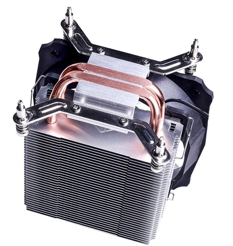 Кулер ID-Cooling SE-912i с синей или красной подсветкой рассчитан на чипы Intel