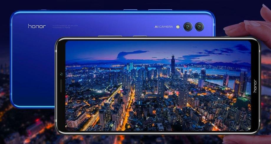 Новый смартфон Huawei: 7-дюймовый экран и аккумулятор емкостью 5 000 мА·ч