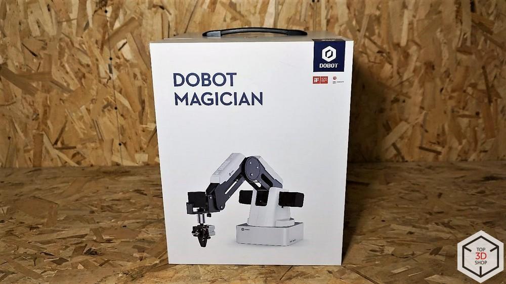 Обзор настольного робота DoBot Magician - 5
