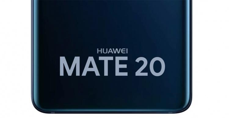 Раскрыто оснащение мощного смартфона Huawei Mate 20