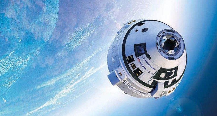 Boeing отложила первые полеты космического корабля Starliner