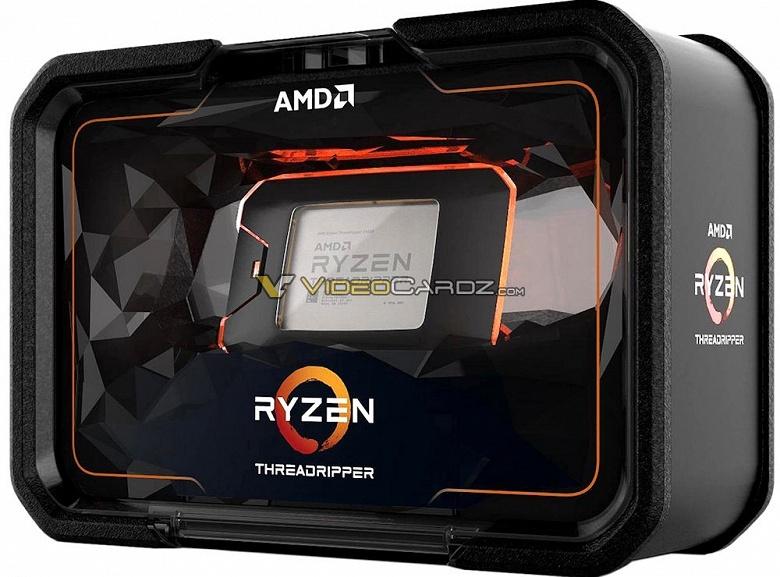 Фотогалерея дня: огромная и необычная упаковка процессоров AMD Ryzen Threadripper 2000