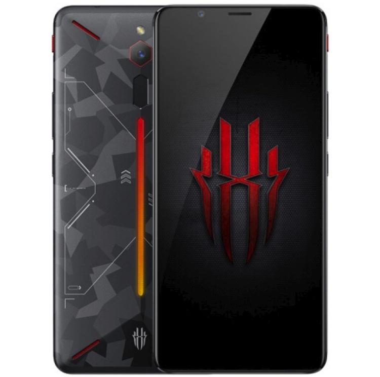 Игровой смартфон Nubia Red Magic облачился в камуфляж