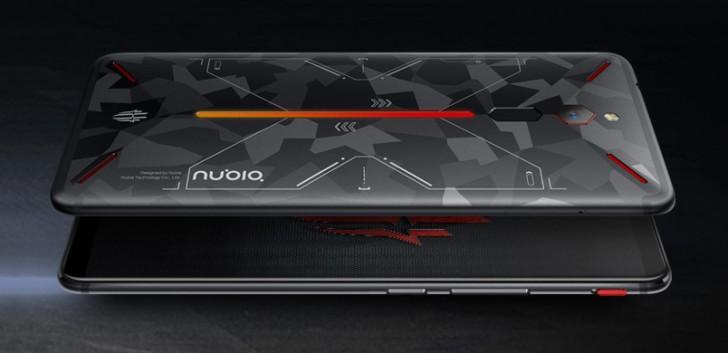 Игровой смартфон Nubia Red Magic подешевел и стал доступен в стильном камуфляжном окрасе