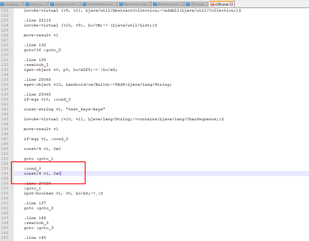 Отключение проверок состояния среды исполнения в Android-приложении - 6
