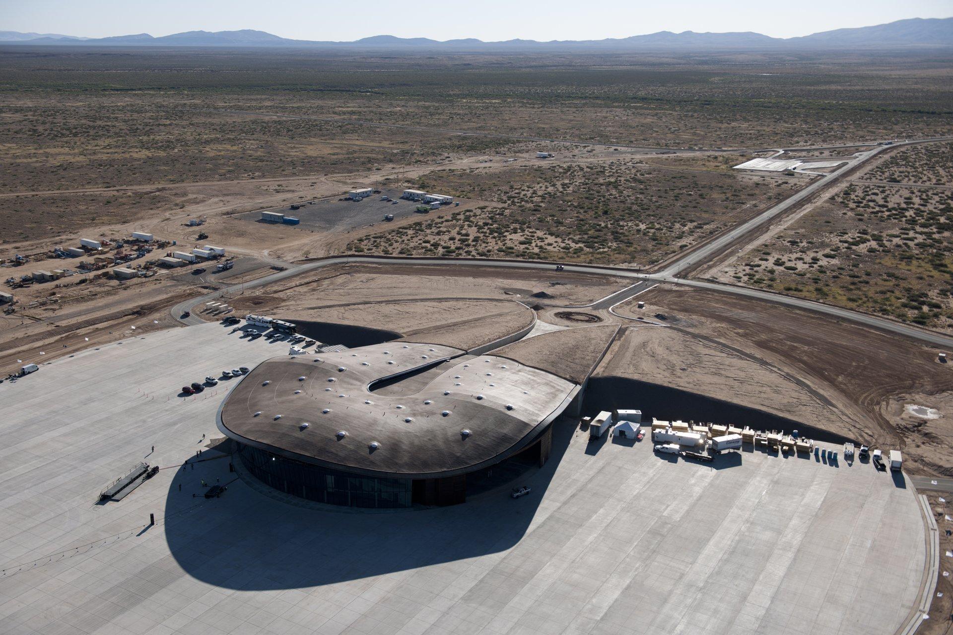 Плохая ставка, или Космопорт «Америка» как попытка Нью-Мексико вложиться в освоение космоса - 1